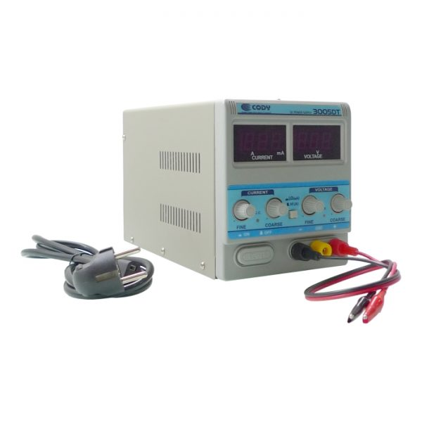 Power Supply Teknisi HP CODY 3005DT