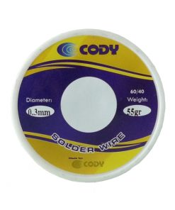 Timah Solder CODY TG355
